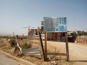 Un projet de logements à la traine